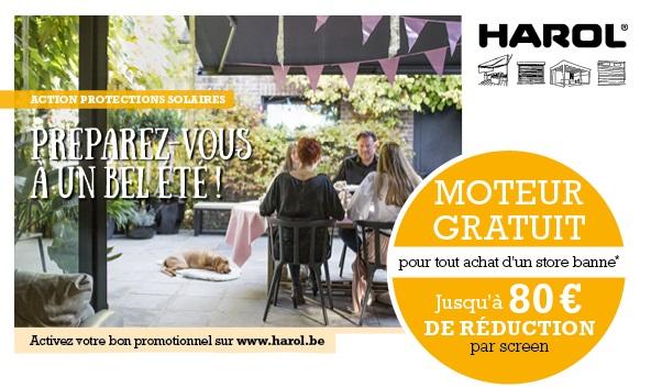 Promotion Harol