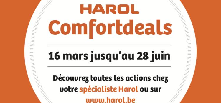 Prolongations de nos offres Harol jusqu'au 28 juin!
